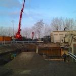 Baugrund-Gelsenwasser-Kläranlage