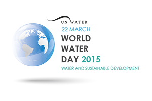 Weltwassertag-Logo