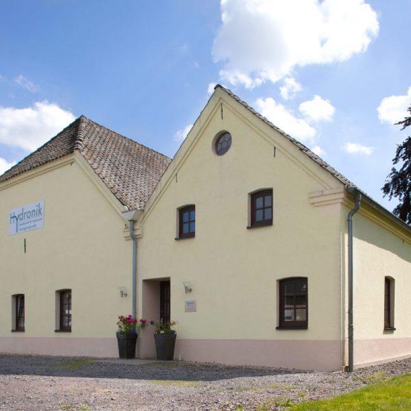 Hydronik Firmensitz in Emmerich am Rhein
