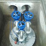 Brunnen Tiefgarage